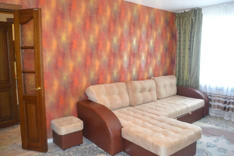 Сдается 1-комнатная квартира посуточнов Казани, ул. Марселя Салимжанова, 12.