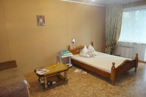Сдается 1-комнатная квартира посуточнов Бийске, ул. Мухачева, 254.