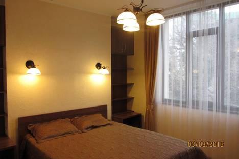 Сдается 2-комнатная квартира посуточнов Кореизе, Мисхорский спуск, 2.