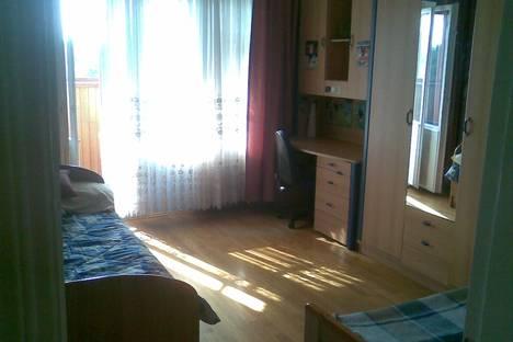 Сдается 2-комнатная квартира посуточнов Чебоксарах, ул. Пирогова, 1к4.