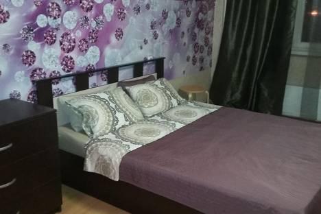 Сдается 1-комнатная квартира посуточнов Люберцах, Проспект Победы, дом 4.