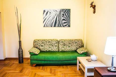 Сдается 2-комнатная квартира посуточнов Москве, набережная тараса шевченко 1/2.