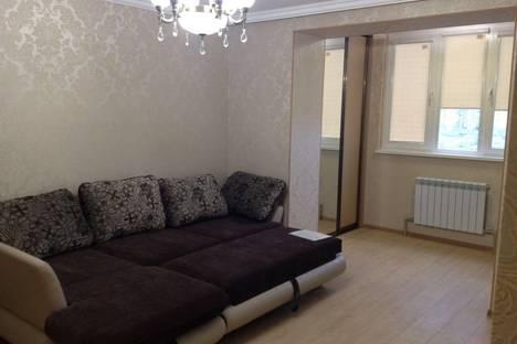 Сдается 1-комнатная квартира посуточно во Владикавказе, Весенняя 7.