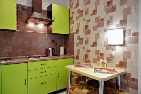 Сдается 1-комнатная квартира посуточно в Сергиевом Посаде, ул. Чайковского, 20.