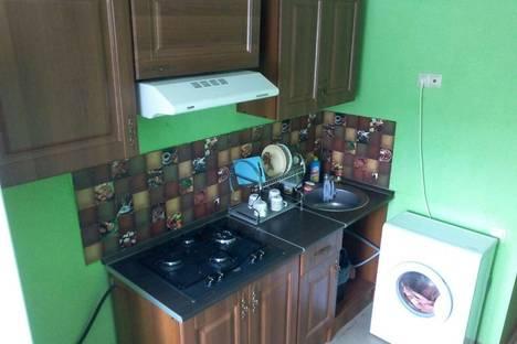 Сдается 1-комнатная квартира посуточнов Уфе, ул. 50-летия Октября, 2.