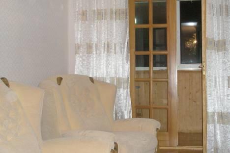 Сдается 2-комнатная квартира посуточно в Форосе, ул. Космонавтов, 22.