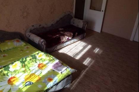 Сдается 1-комнатная квартира посуточнов Новом Уренгое, Мкр.Оптимистов 10/1.