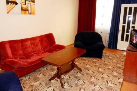 Сдается 2-комнатная квартира посуточно в Ереване, Амиряна, д. 18, корп. 1.