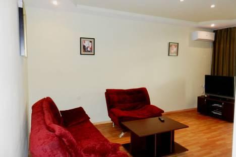 Сдается 2-комнатная квартира посуточно в Ереване, Амирянa, д. 16, корп. 2.