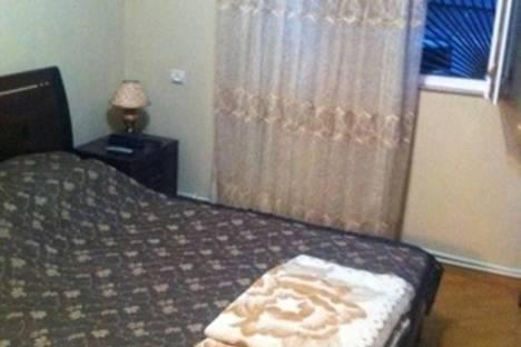 Сдается 2-комнатная квартира посуточно в Ереване, проспект Саят-Новы, 49.