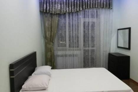 Сдается 2-комнатная квартира посуточно в Ереване, проспект Баграмяна. 13.
