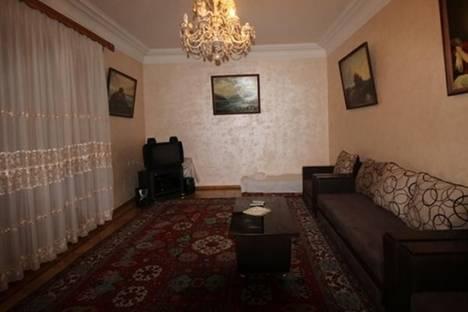 Сдается 5-комнатная квартира посуточно в Ереване, Налбандян, 17.