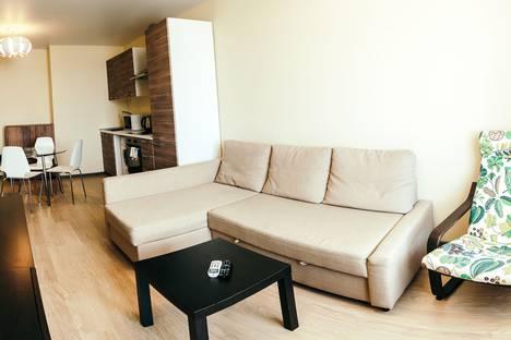 Сдается 2-комнатная квартира посуточно в Сочи, Виноградная ул., 22/1 литБ.