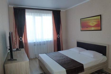 Сдается 1-комнатная квартира посуточно в Ставрополе, ул. Рогожникова, 3.