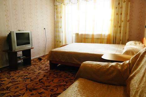 Сдается 1-комнатная квартира посуточно в Кургане, 9 января 15.