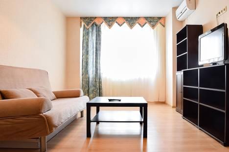 Сдается 1-комнатная квартира посуточнов Самаре, Полевая 71.
