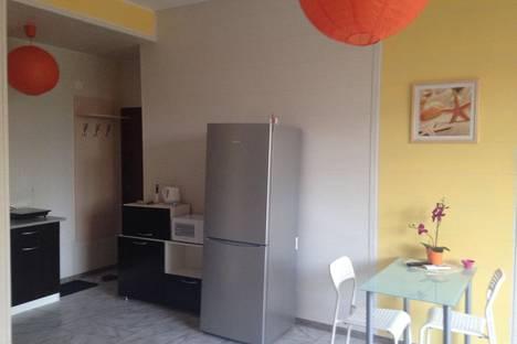 Сдается 1-комнатная квартира посуточнов Сочи, шоссе Батумское, 5.