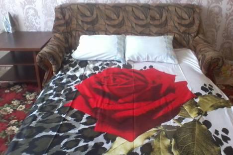 Сдается 2-комнатная квартира посуточно в Вольске, ул. Волгоградская, д. 56А.