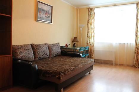 Сдается 1-комнатная квартира посуточно в Белгороде, ул. Славянская 7Б.