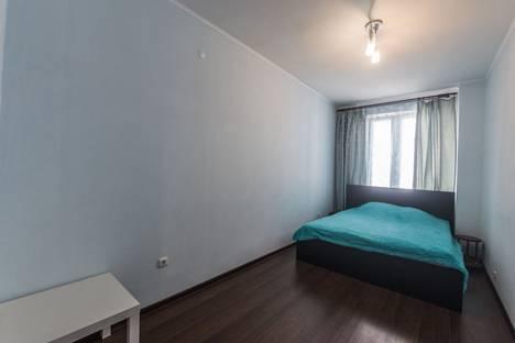 Сдается 2-комнатная квартира посуточнов Красноярске, ул. Академика Киренского, 2 и.