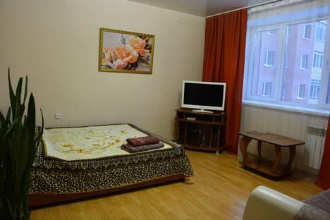 Сдается 1-комнатная квартира посуточно в Абакане, ул. Лермонтова, 18.