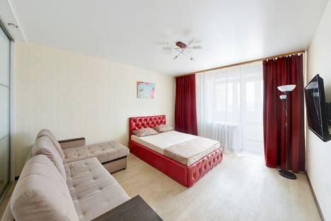 Сдается 1-комнатная квартира посуточно в Кургане, М-Горького 61.