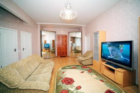 Сдается 2-комнатная квартира посуточно в Минске, Захарова 23.