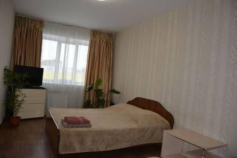 Сдается 1-комнатная квартира посуточно в Абакане, проспект Дружбы Народов, 52.