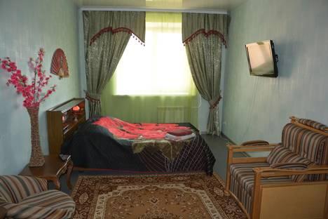 Сдается 1-комнатная квартира посуточно в Абакане, проспект Дружбы Народов, 41 к1.