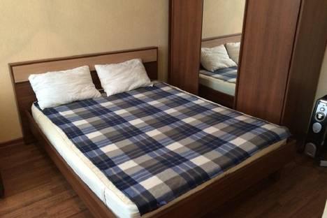Сдается 1-комнатная квартира посуточнов Тюмени, Минская 96.
