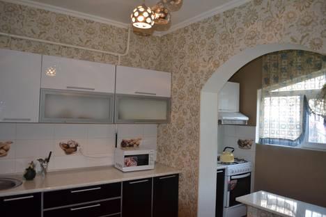 Сдается 2-комнатная квартира посуточно в Бишкеке, Горького,24.