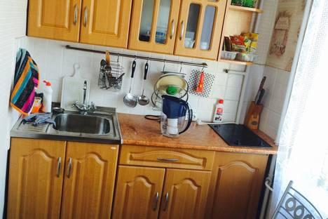 Сдается 2-комнатная квартира посуточно в Североморске, Сафонова,17.