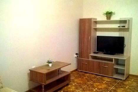 Сдается 1-комнатная квартира посуточно в Тобольске, 15 микрорайон, д.34.