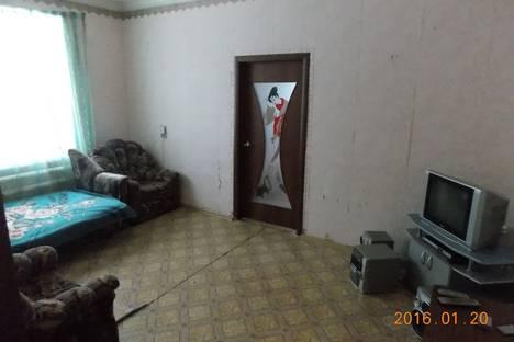 Сдается 1-комнатная квартира посуточнов Еманжелинске, гагарина 6.