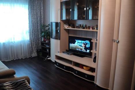 Сдается 3-комнатная квартира посуточно в Саранске, проспект Ленина, 33.