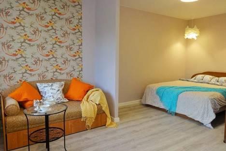 Сдается 1-комнатная квартира посуточно в Ангарске, 85 квартал, д. 23Б.