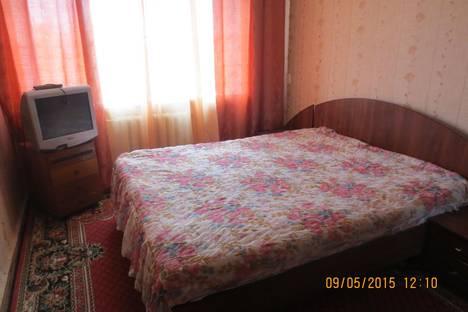 Сдается 1-комнатная квартира посуточно в Кургане, станционная 14.