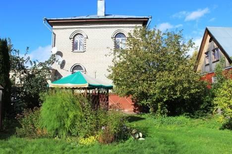 Сдается коттедж посуточно в Костроме, Городская д 49 а.