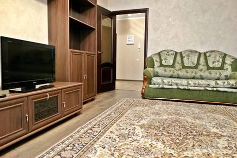 Сдается 1-комнатная квартира посуточно в Подольске, Ленинградская д.11.