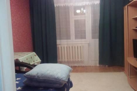 Сдается 1-комнатная квартира посуточнов Нефтеюганске, ул. Набережная, 88.