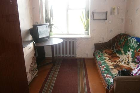 Сдается комната посуточно в Великом Устюге, ул. Красноармейская, 69.