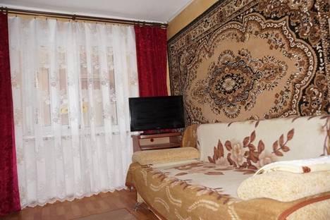 Сдается 1-комнатная квартира посуточно в Алуште, Ленина, 39.