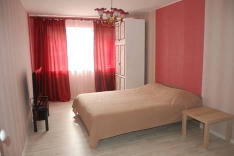 Сдается 2-комнатная квартира посуточнов Екатеринбурге, ул. Фрунзе, 76.