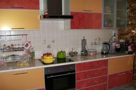Сдается 2-комнатная квартира посуточно в Анапе, ул. Терская 96а.