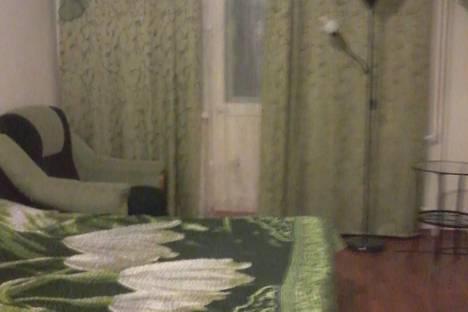 Сдается 1-комнатная квартира посуточно во Владикавказе, проспект Доватора, 17.
