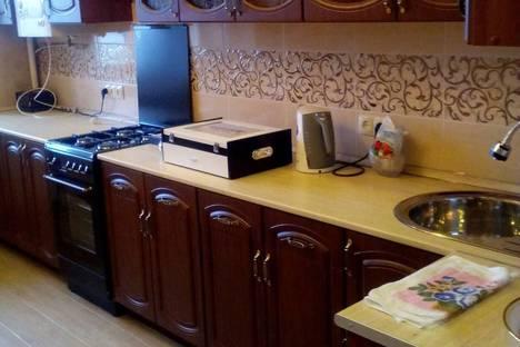 Сдается 2-комнатная квартира посуточно во Владикавказе, Шмулевича, 14.