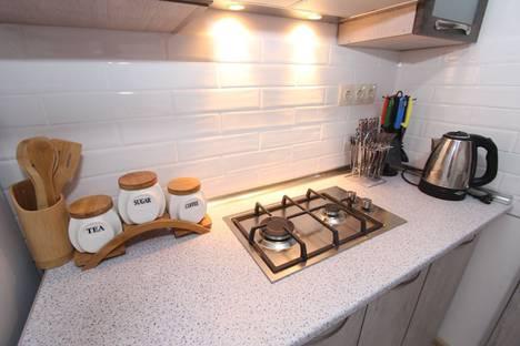 Сдается 2-комнатная квартира посуточно в Тбилиси, 114 Davit Aghmashenebeli Avenue.