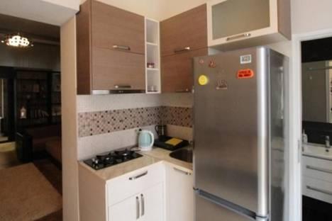 Сдается 1-комнатная квартира посуточно в Тбилиси, 179 Davit Aghmashenebeli Avenue.