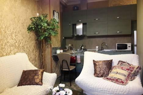 Сдается 3-комнатная квартира посуточно в Тбилиси, улица М.Костава 72а.