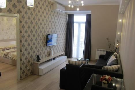 Сдается 2-комнатная квартира посуточно в Тбилиси, T'bilisi, Pavle Ingorokva Street, 19.